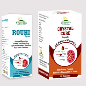Rouhi syrup and Crystal cure