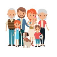 grandparents-parents-and-kids-icon-family-design-vector-9783291