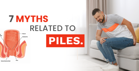 Myths related to piles.